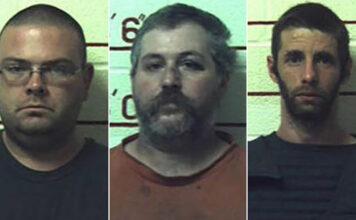 Tres hombres sentenciados de 20 a 41 años por abuso animal
