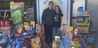 Pareja pide donaciones para refugio en lugar de regalos de boda