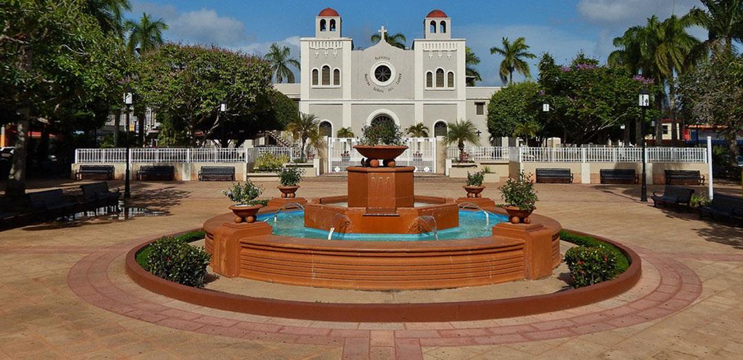 Plaza pública cidra