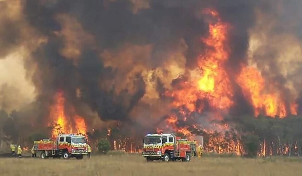 Australia Wildfires