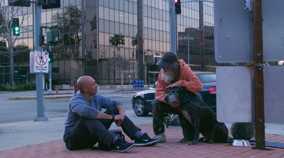 Personas sin hogar y mascotas
