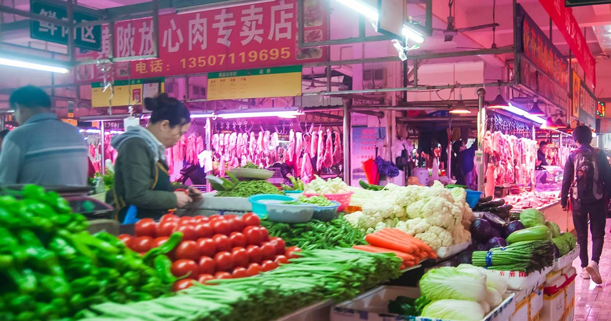 Wuhan prohíbe consumo animales salvajes