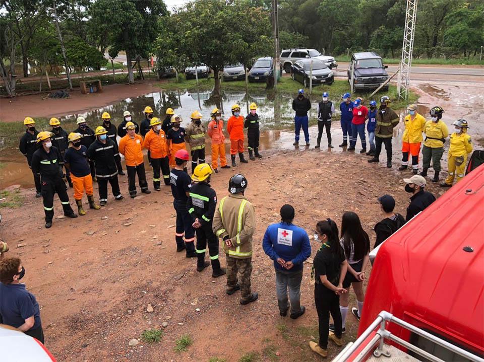 Cuerpos de rescate