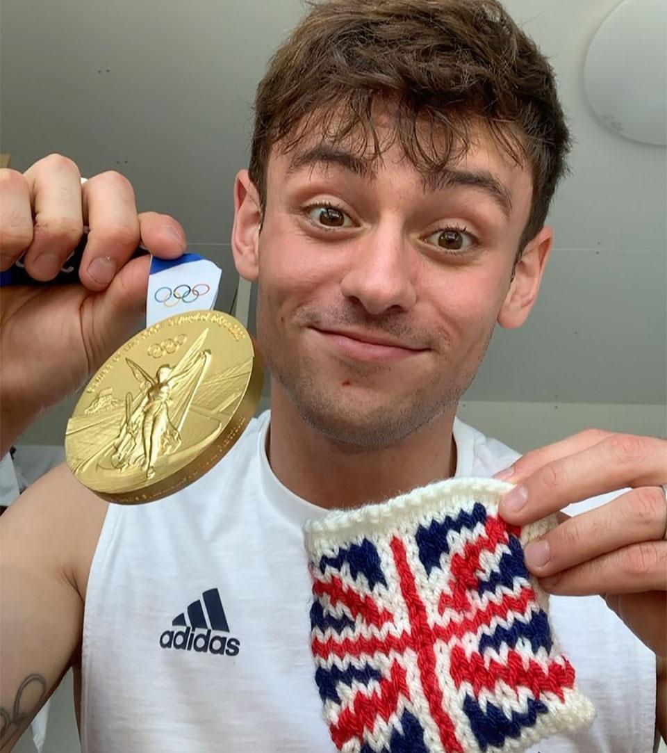 Medallista olímpico